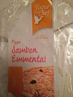 Pizza Jambon Emmental - Product