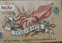 Calamares en su tinta - Product