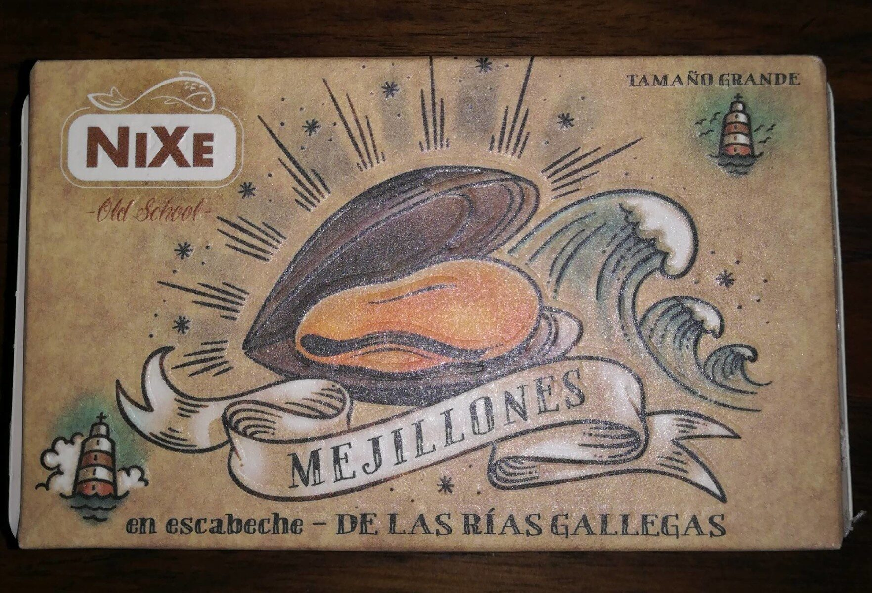 Mejillones - Product