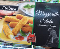Mozzarella Sticks - Produit - fr