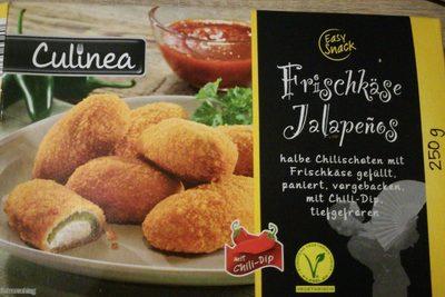 Frischkäse Jalapeños - Produit