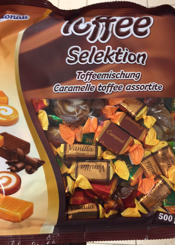 Toffee Selection Zak - Product - fr