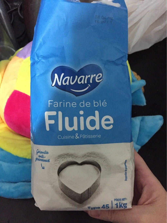 Farine de ble fluide - Product