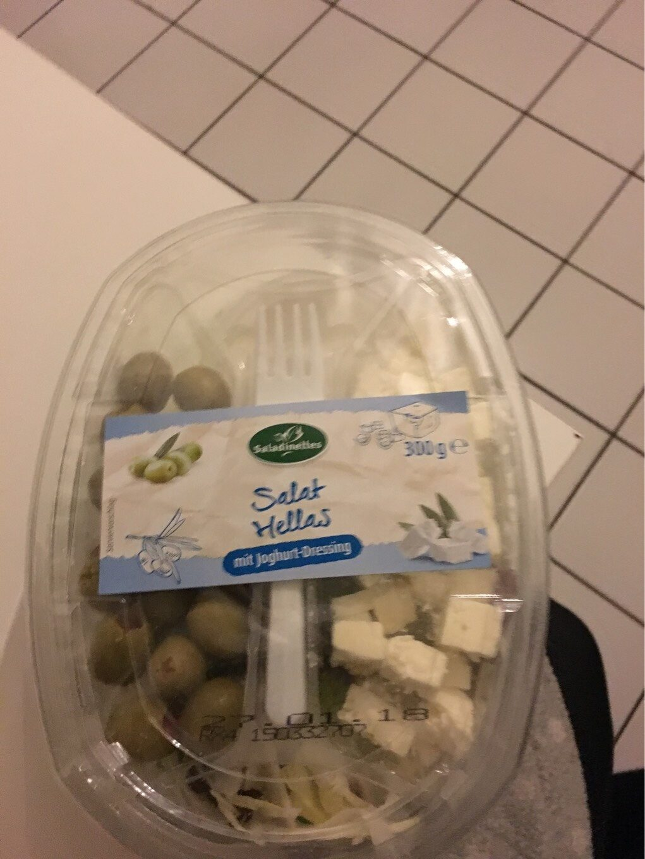 Saladinettes, Salat Hellas - Product