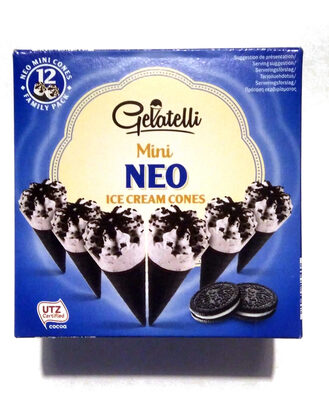 Mini NEO Ice Cream Cones - Tuote - fi