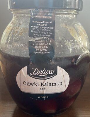 Aceitunas kalamon en salmuera - Product - en