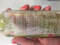Detox Alcachofa - Ingredients