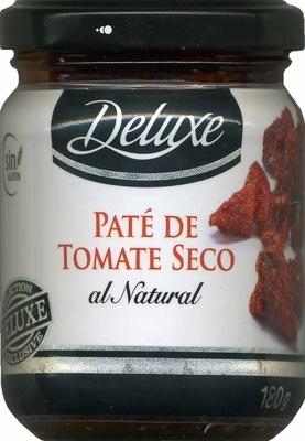 Paté de tomate seco al natural - Producto