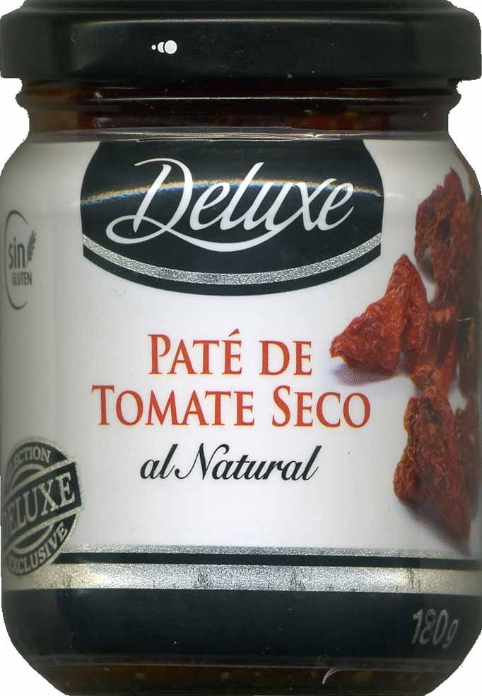 Paté tomate seco - Producto