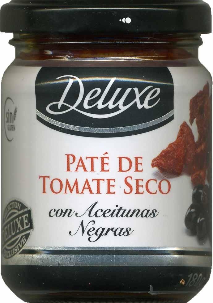 Pâté de tomates sèches aceitunas negras - Product