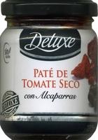 Paté de tomate seco alcaparras - Product - es