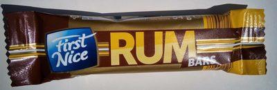 RUM bars - Производ - sr