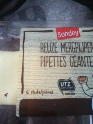 Pipettes géantes - Produit - fr