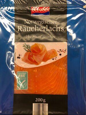 Oceansea Norwegischer Räucherlachs - Producto - de