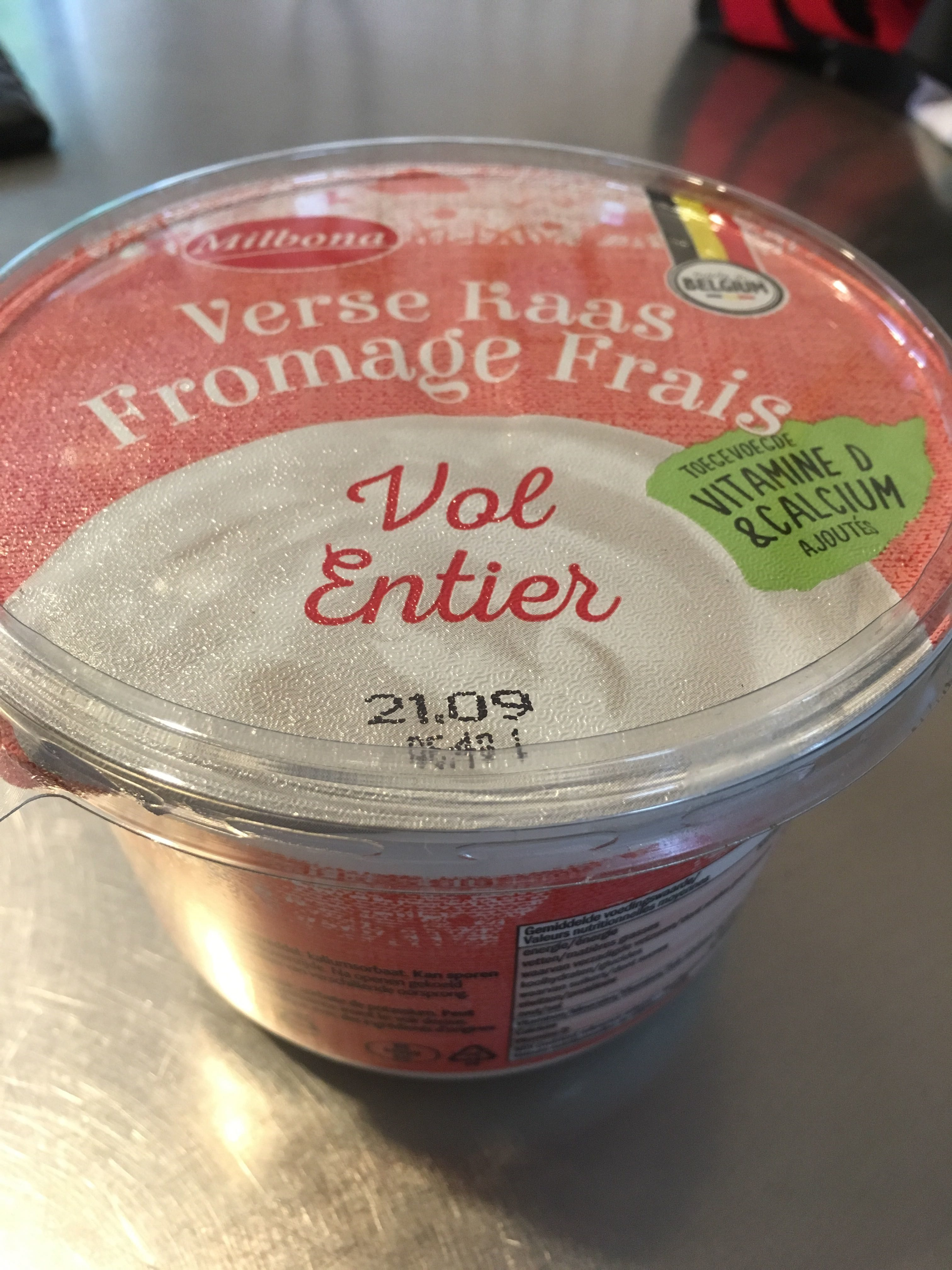 Fromage Frais, Entier (40) - Product