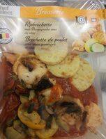 Brochette de poulet - Product - fr