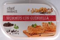 Hummus con guindilla - Producto - es