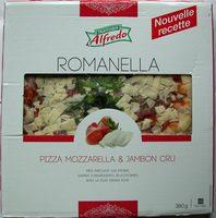 Pizza romanella - Produit - fr