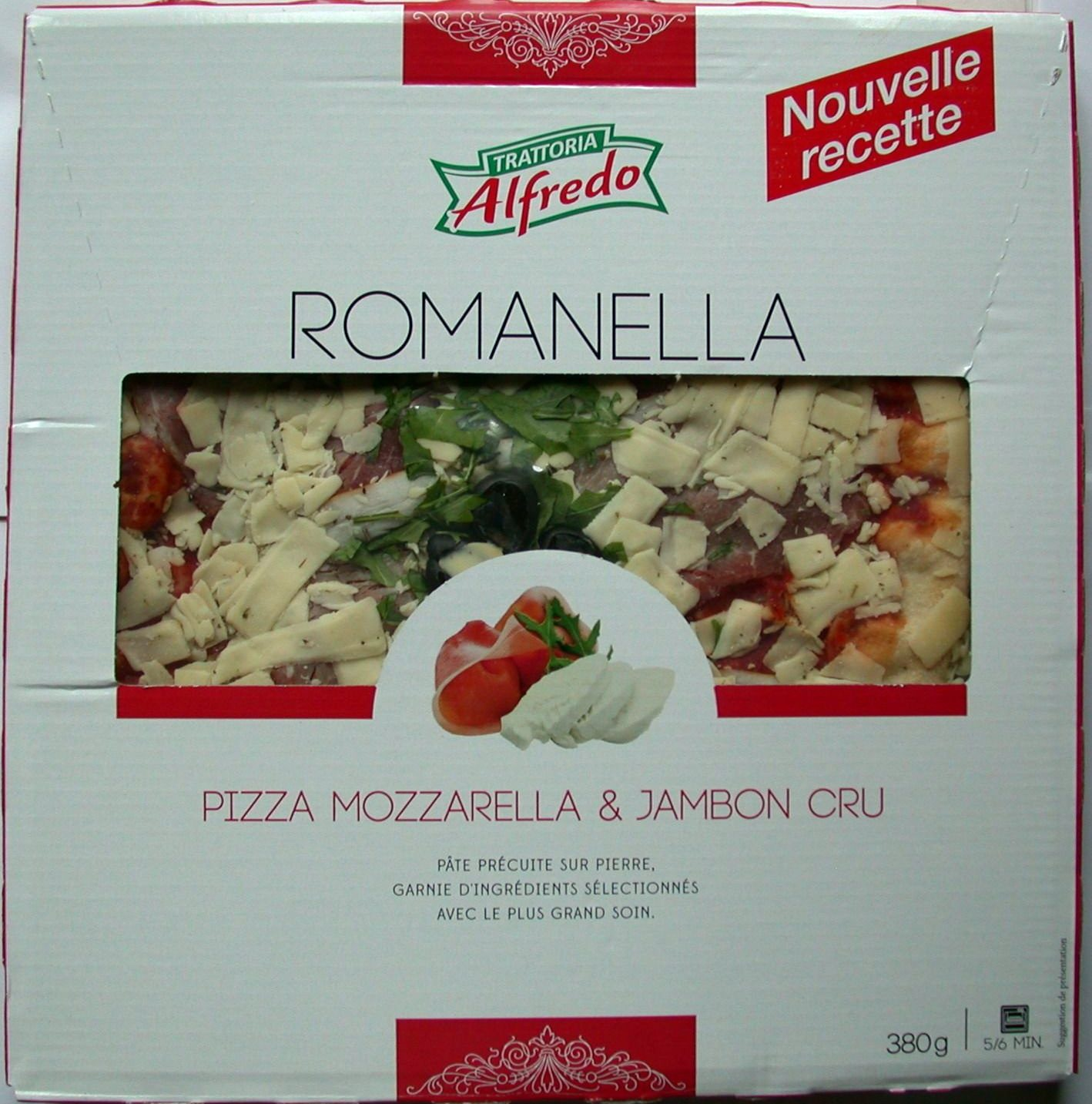 Pizza romanella - Product
