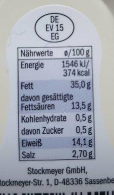 Teewurst Lidl - 5
