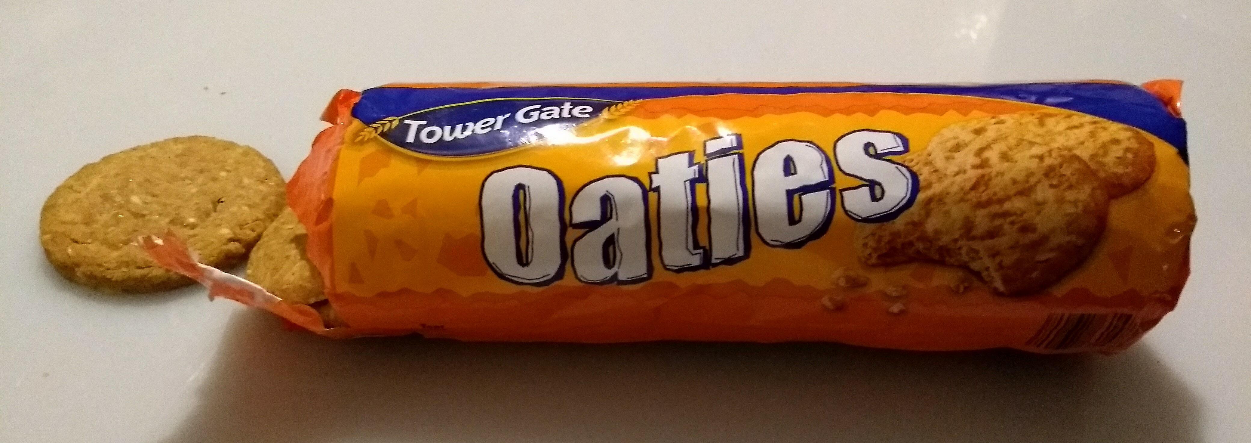 Oaties - Produit - en
