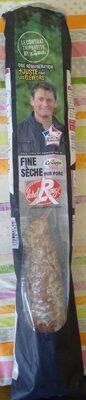 Saucisse Sèche Droite LabelRouge - Produit - fr