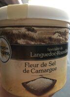Fleur De Sel de Camargue - Produit - fr