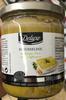 Mousseline de petits pois aux asperges - Product