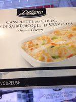Cassolette au colin - Produit - fr