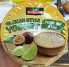 Mexican Style Yogurt Passion Fruit & Lime - Produit