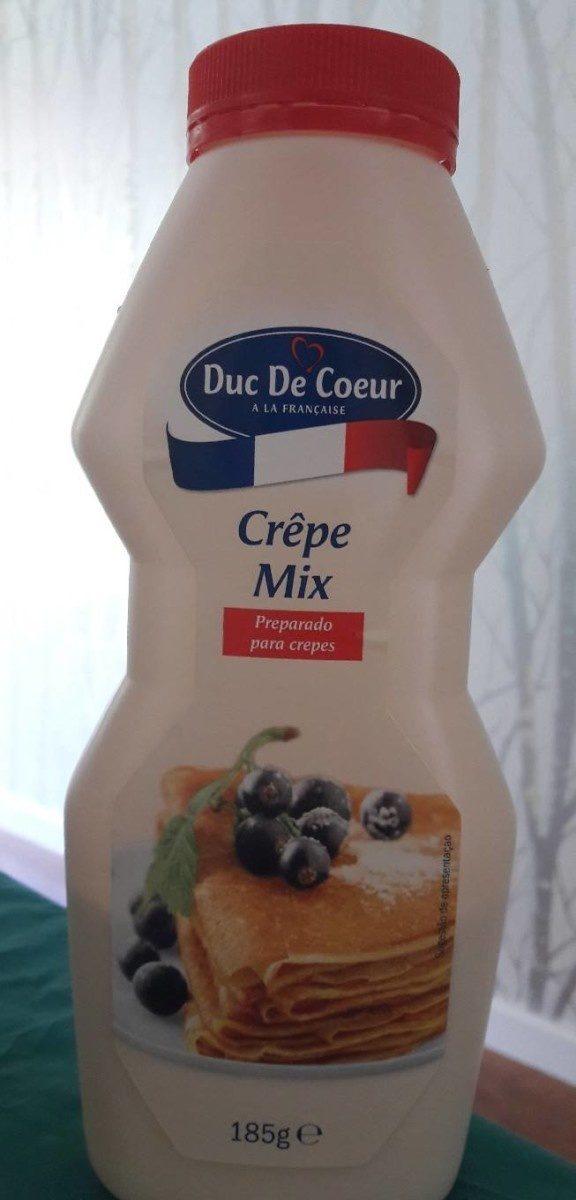 Duc De Coeur Teig mix Crêpes - Producto - fr
