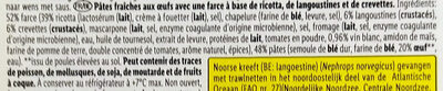 Deluxe Lunette Mit Kaiserhumma Und Gemeinden - Ingrediënten - fr