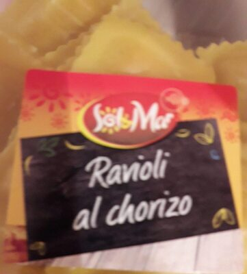 Ravioli al chorizo - Produit - fr