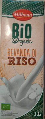BIO ORGANIC RICE DRINK - Product