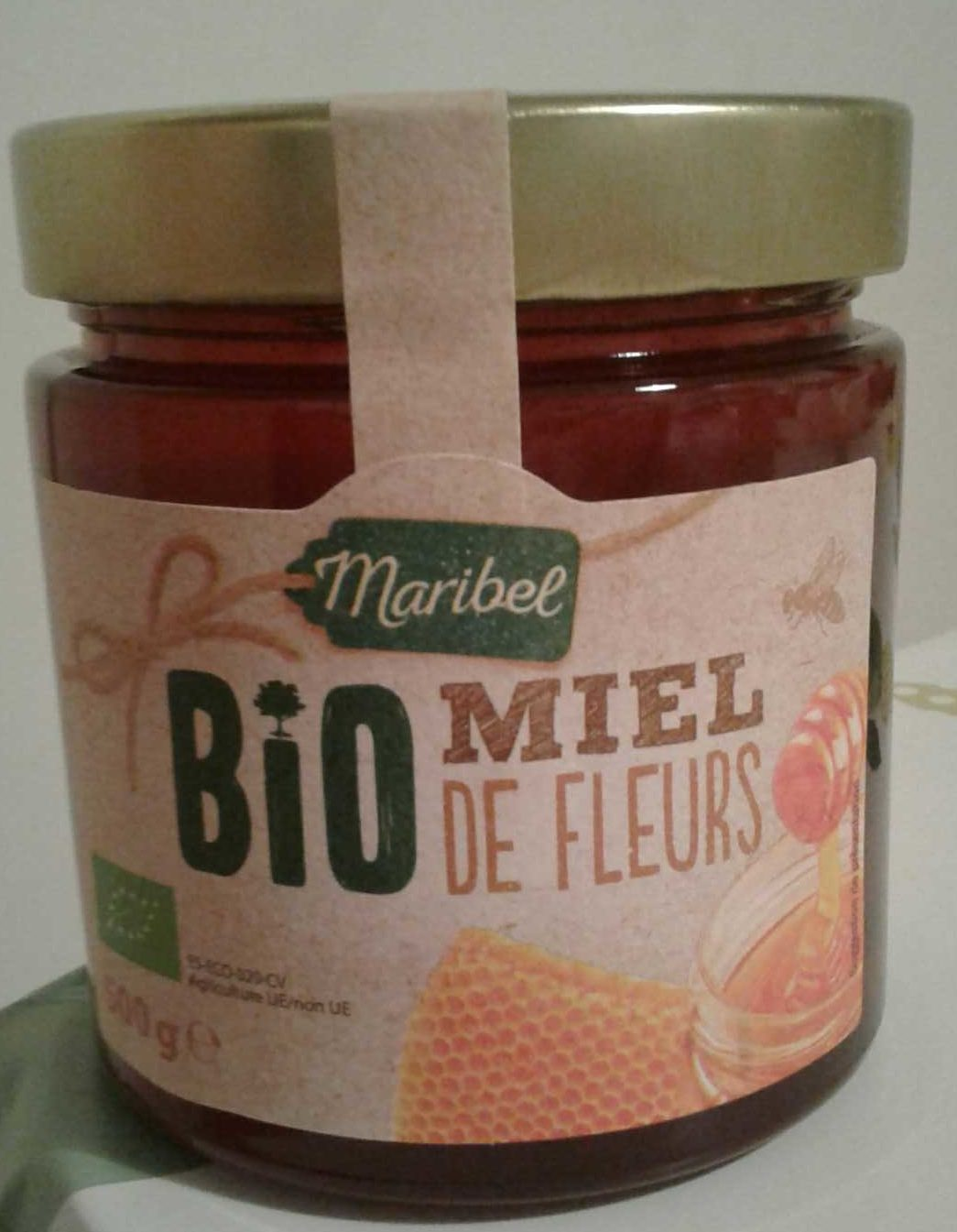 miel bio martinique