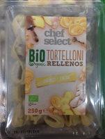 Tortelloni rellenos Garbanzos y jengibre - Producto
