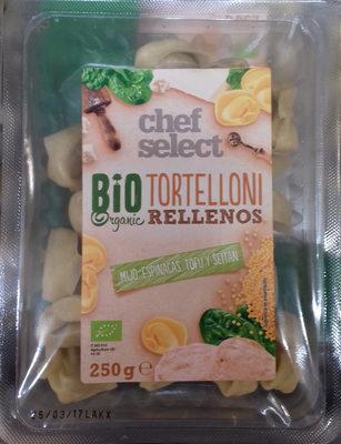 Tortelloni rellenos Mijo, espinacas, tofu y seitán - Producto