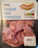 Simply... Cooked ham trimmings - Product