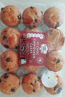 Muffins quaux pépites de chocolat - Product - fr
