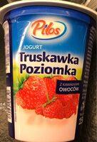 Jogurt Truskawka - Produkt - fr