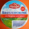 Brotzeitcreme mit Bergkäse und Salami - Produkt