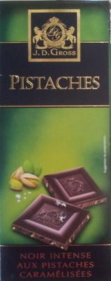 Pistaches - Producte