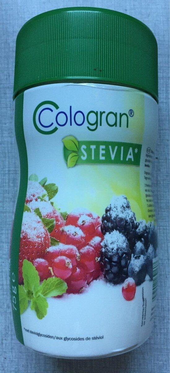 Cologran Stevia - Produit