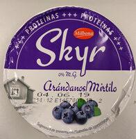 Milbona Skyr - Producte