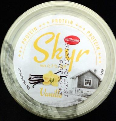 Skyr Vanille - Product - de