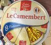 Camembert Rond Doosje 8 Porties - Produit