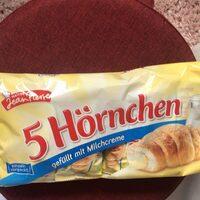 Croissants, Milchcreme - Produit - de
