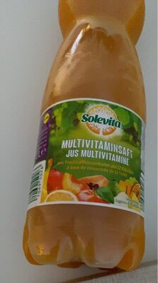 Jus multivitaminé - Product - fr