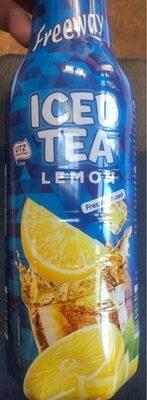 Iced Tea Lemon - Produit - en