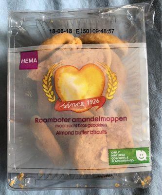Biscuit au beurre et amandes - Produit